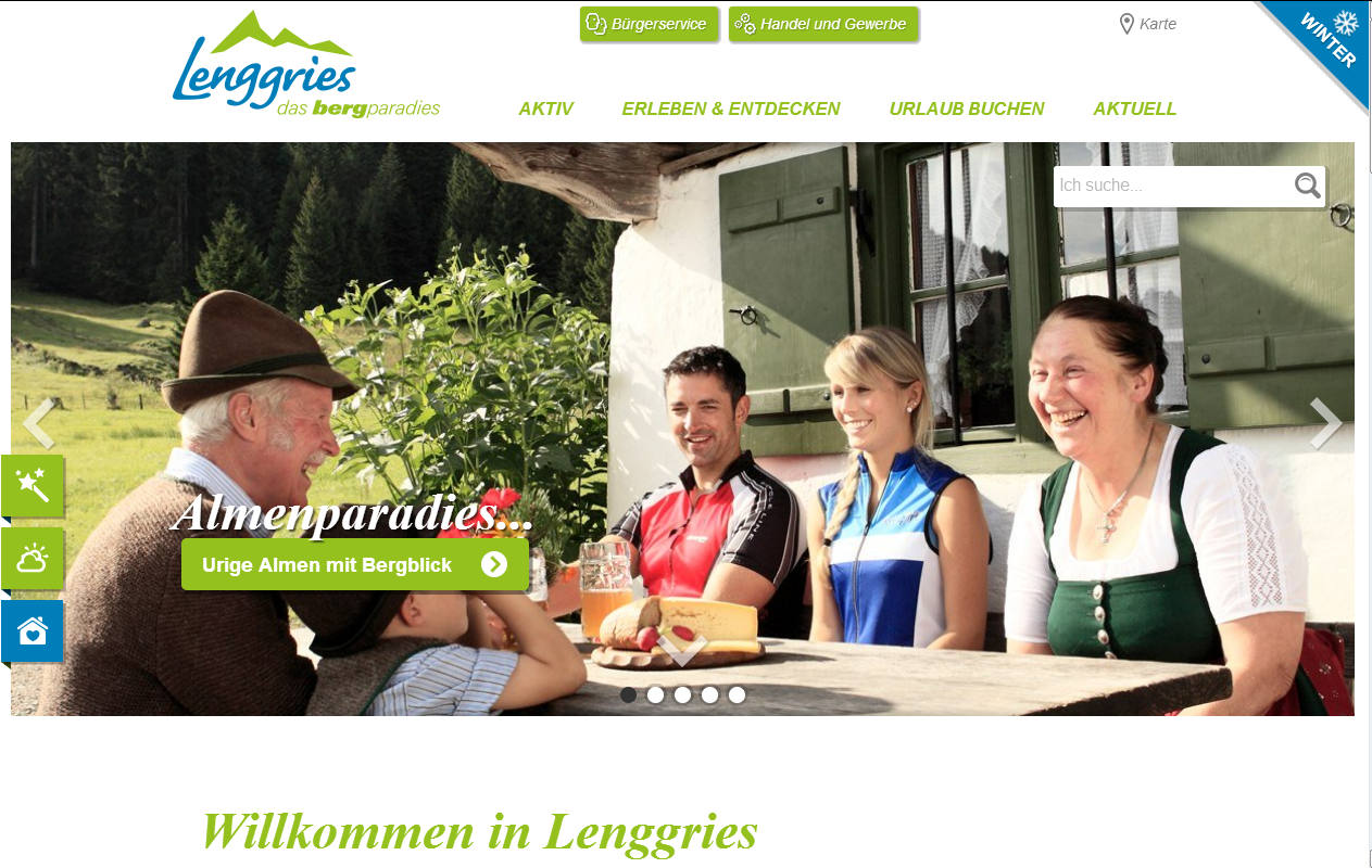 Lenggries - Sommer